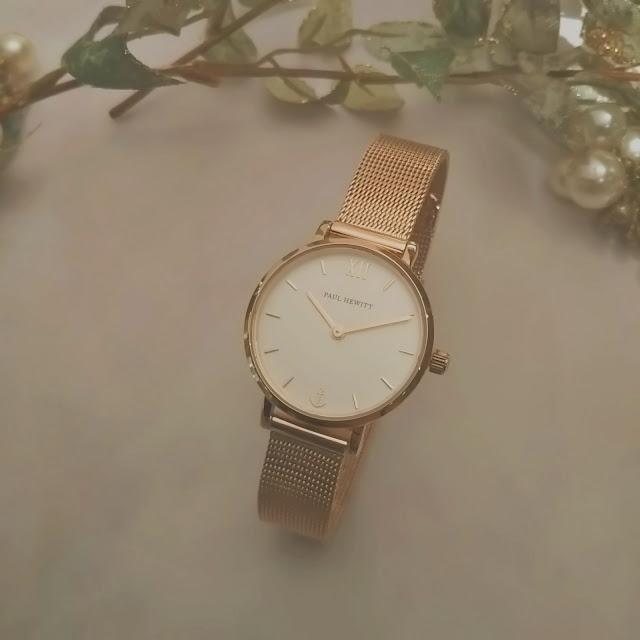 ポールヒューイット PAUL HEWITT プレゼント ブレスレット アクセサリー インスタ 重ね付け モデル プレゼント Sailor Line Modest  ローズゴールド
