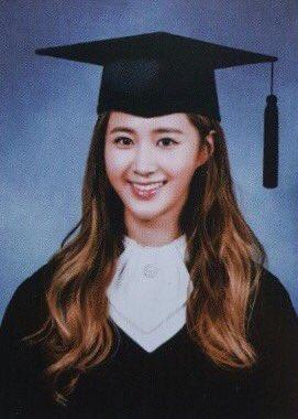 yuri graduation pictures