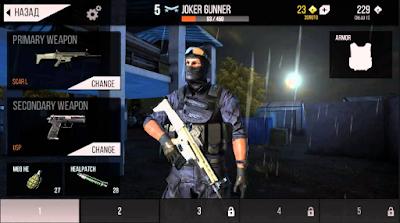 Modern Strike Online Mod Apk Full Unlocked