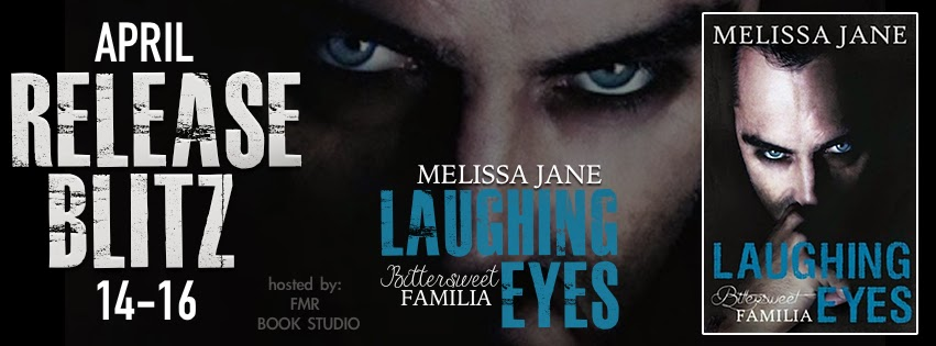 Laughing Eyes by Melissa Jane's RELEASE DAY BLITZ with Giveaway!