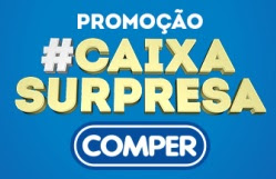 Promoção Supermercados Comper Caixa Surpresa Natal 2017