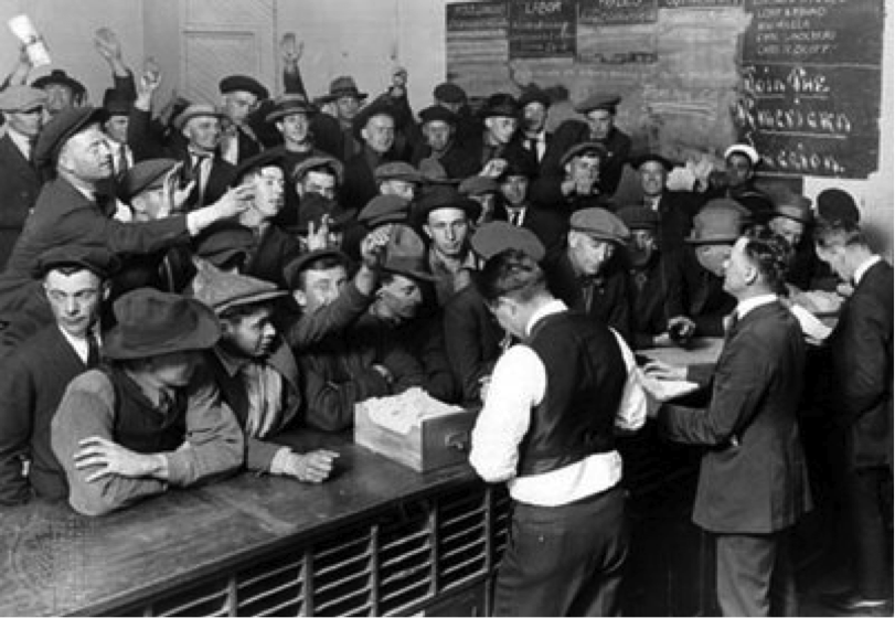 The Great Depression American Hardship in the 1930s
