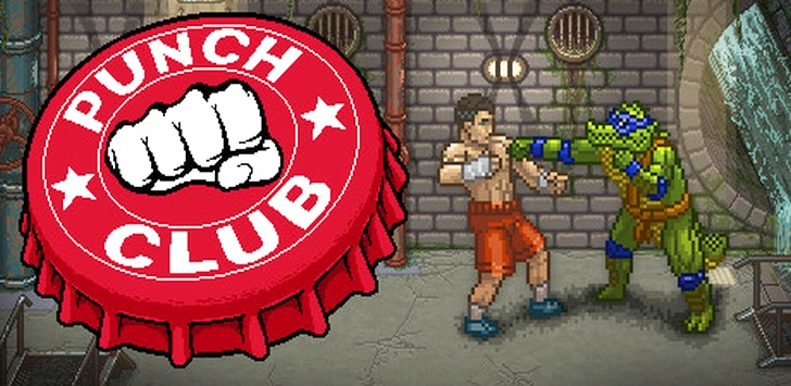 Punch Club! | Cias para 3DS