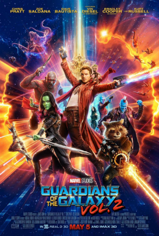 Guardians of the Galaxy Vol. 2 [2017] [DVD9] [NTSC] [Latino]
