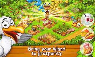 Farm Paradise: Hay Island Bay v1.54