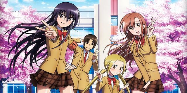 sinopsis anime Seitokai Yakuindomo* OVA (2015)