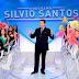 Silvio Santos abre 3 pontos em São Paulo e registra o dobro da RecordTV no Rio neste domingo; veja dados