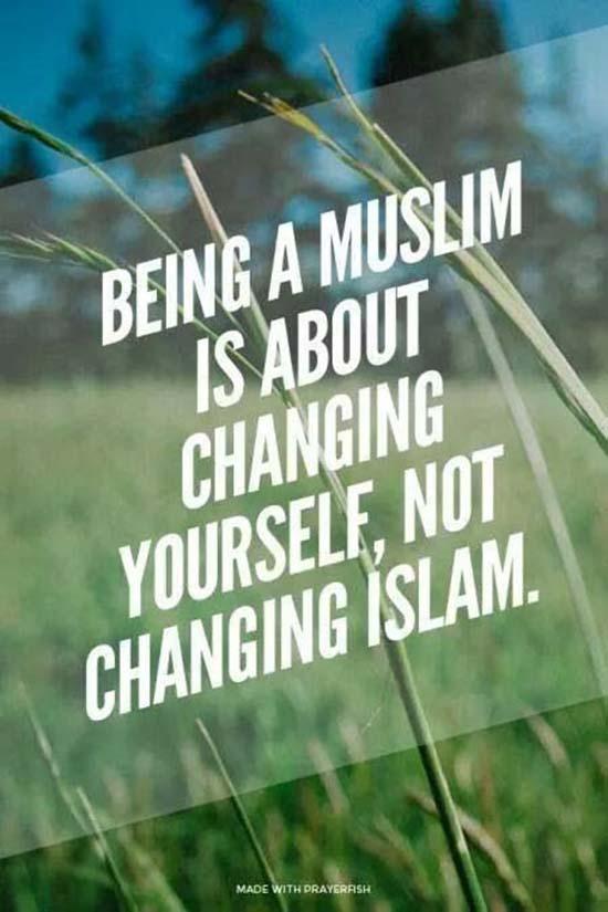 Tazkirah Jumaat #48 : Being Muslim??