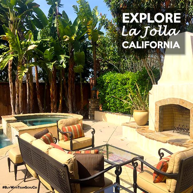 La Jolla Real Estate Caravan | Luxury Collection