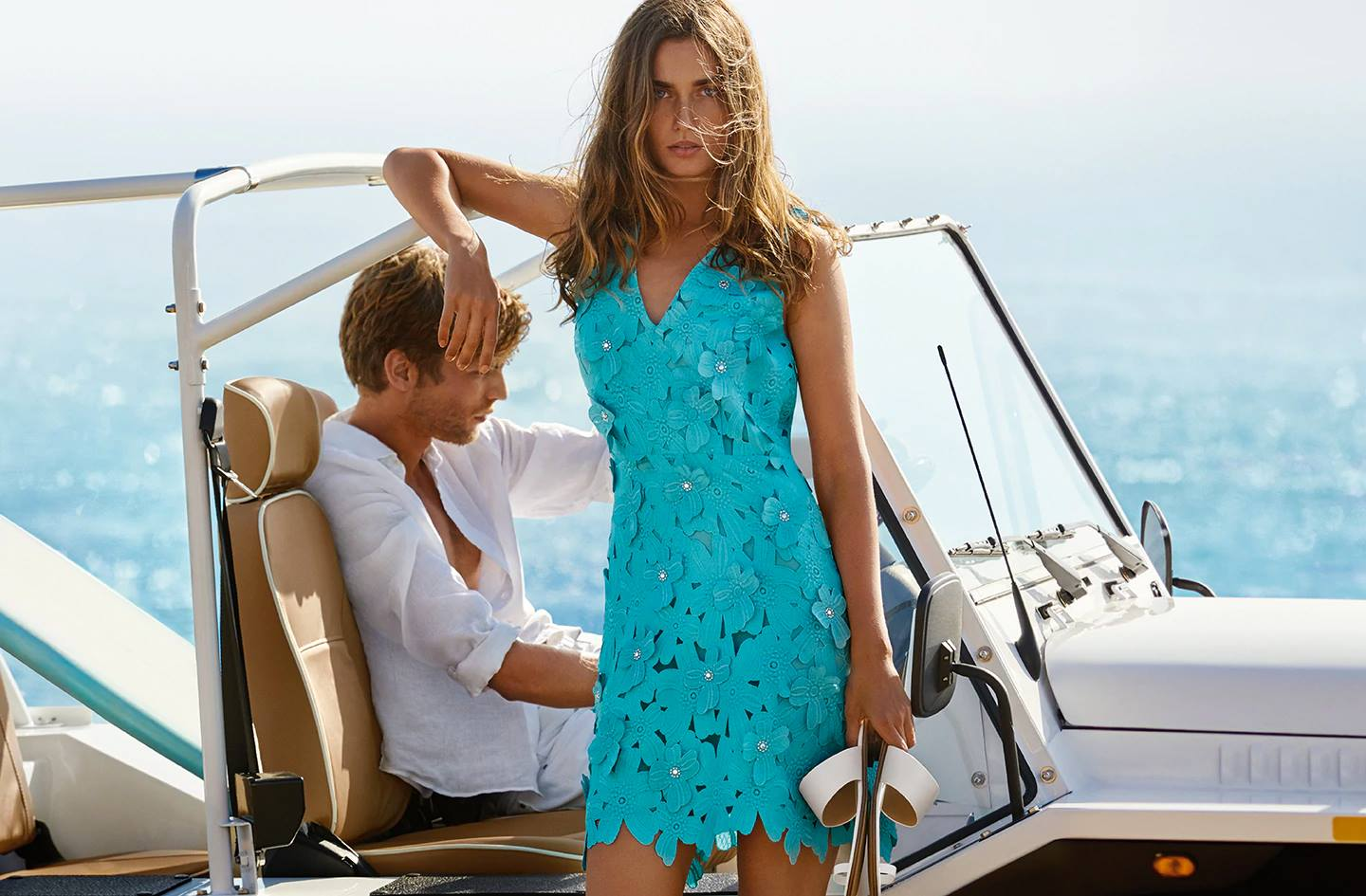 Michal Kors Spring Summer 2018 Ad Campaign by Mario Testino