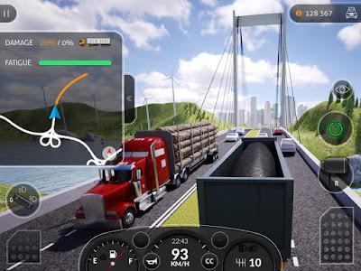 Truck Simulator PRO 2016 MOD APK+DATA-3