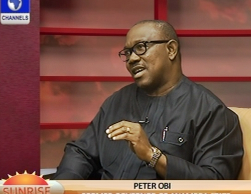 Nigeria is a Failed Country - Ex-Gov. Peter Obi
