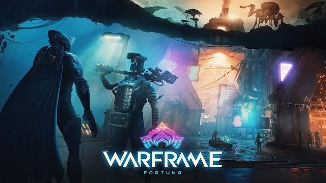 La expansión de Warframe ``Fortuna´´ estará disponible en Noviembre para Pc