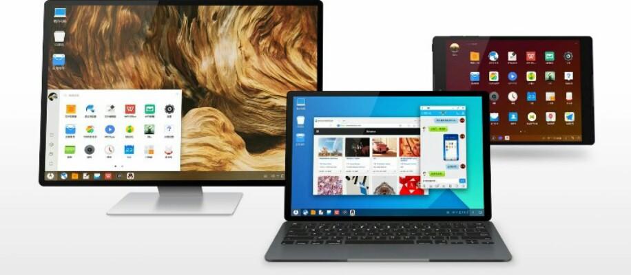 Phoenix OS - Operating System Android untuk Komputer