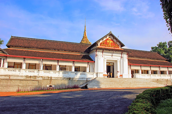 Haw Kham - Royal Palace in Luang Prabang