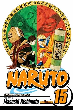 Naruto Tomo 15