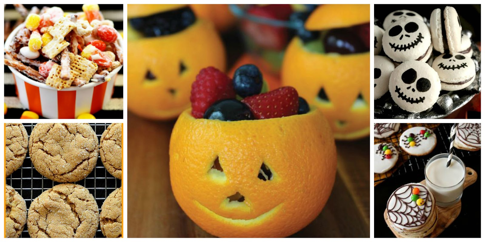 Don't Be Tricked! These Treats are Sweet!