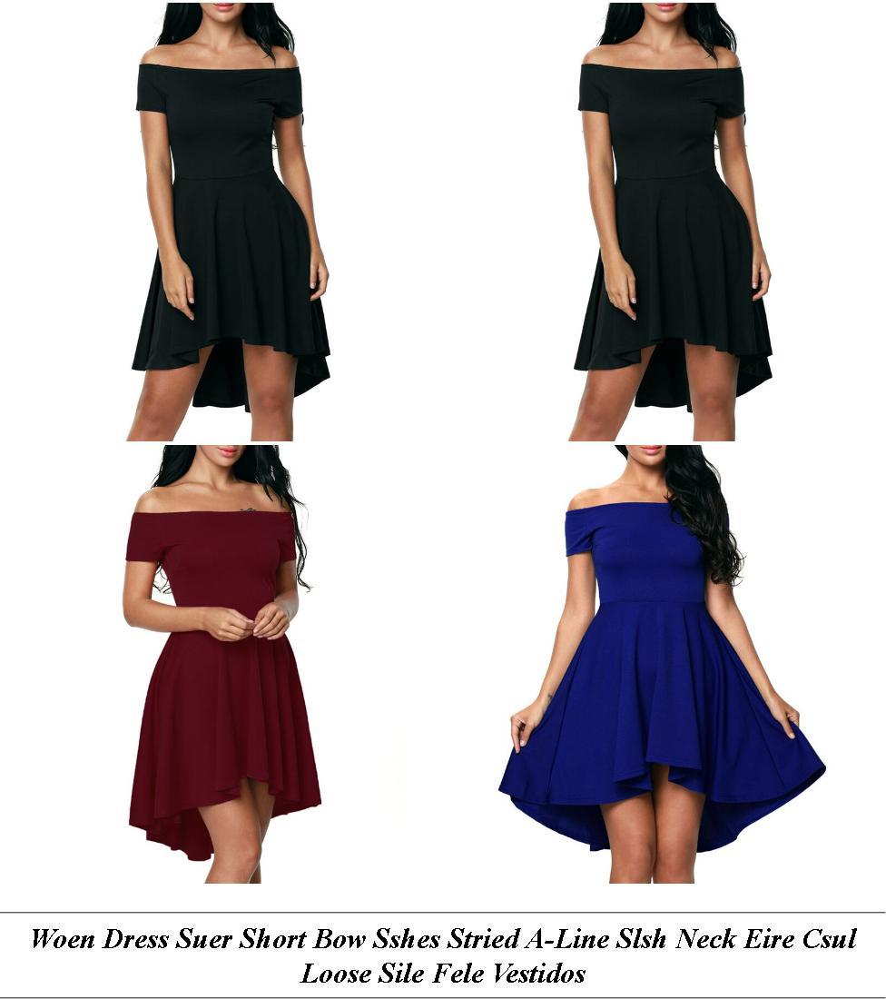 Plus Size Dresses - Summer Maxi Dresses On Sale - Gold Dress - Cheap Branded Clothes