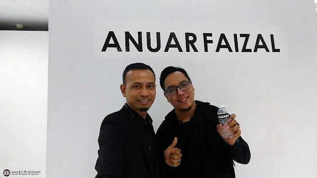AnuarFaizal, Galeri Seni Universiti Malaya, Khir Khalid,