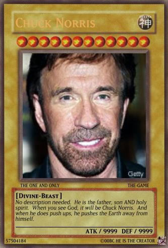 Chuck Norris Facts: Poze