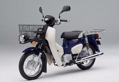 Harga Honda Super Cub