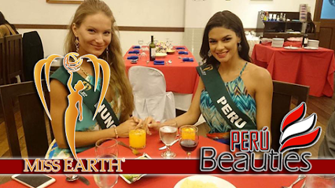 MISS EARTH 2016 | Vamos Miss Perú!