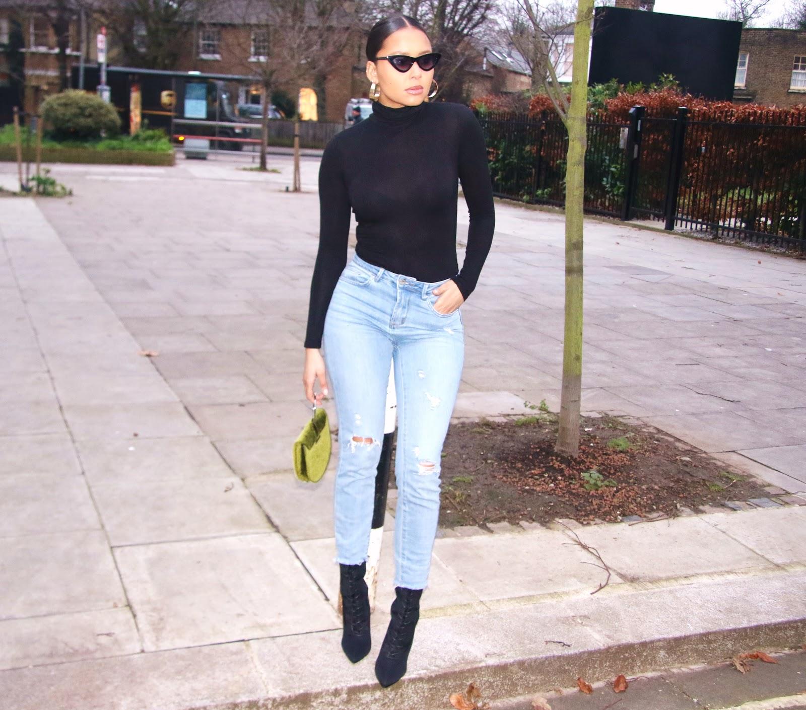 H&M, denim, newlook jenna jeans, jenna jeans, hauteonlife