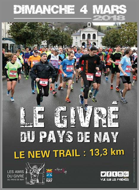 Trail Givré 2018 du pays de Nay