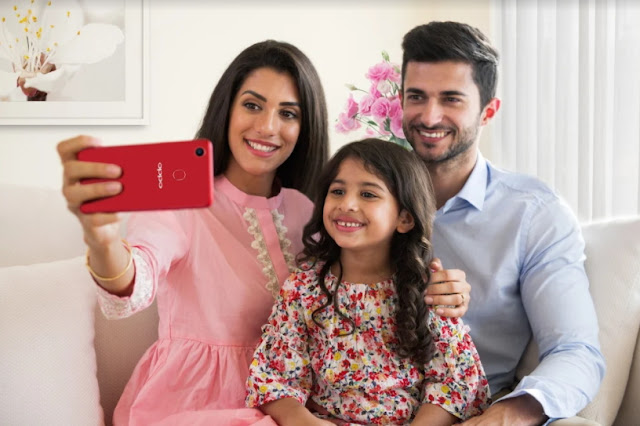 OPPO F7: Rejoice this festivity with the Best Eid Gift