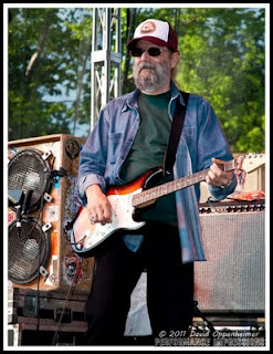 Michael Falzarno with New Riders of the Purple Sage