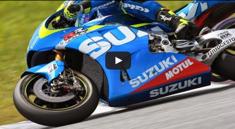 Video test Sepang 2015 Suzuki