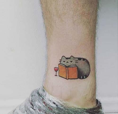 kedi dövmeleri cat tattoos 14