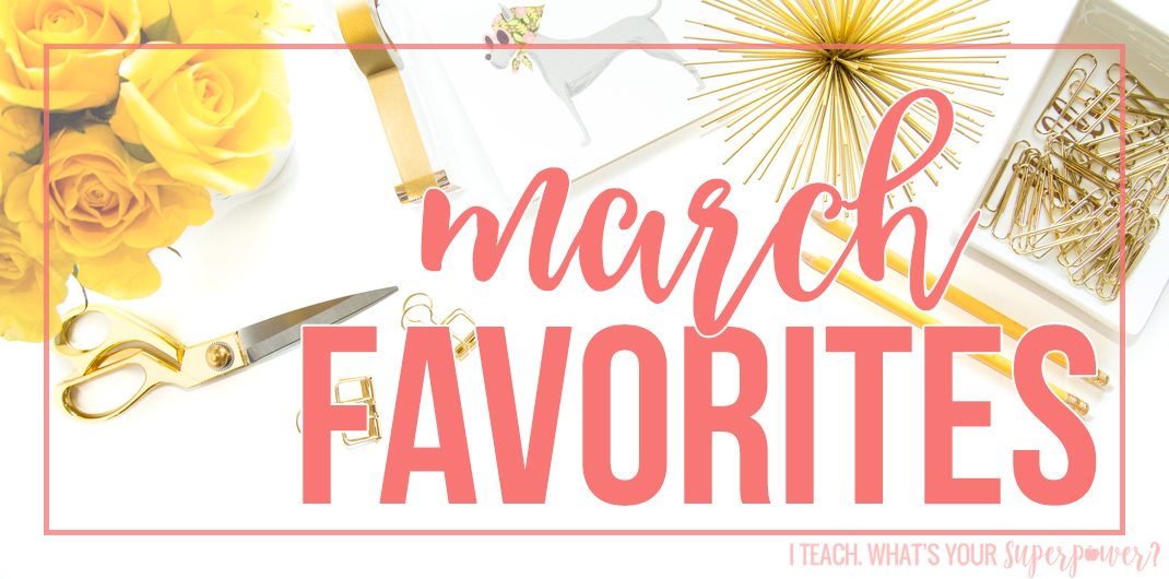 My new binge worthy obsession, Kendra gets kicked to the curb?, and more in this month's favorites.