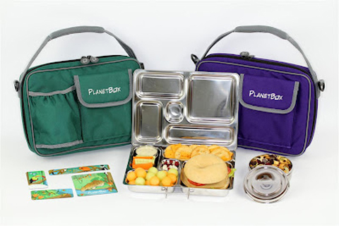 PlanetBox Rover Review. BentoSchoolLunches.com