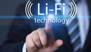 تقنية Li-Fi