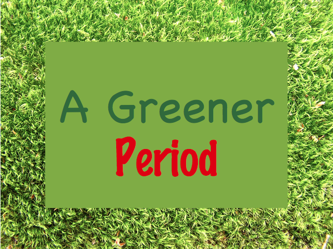 A Greener Period: Part 1- The Diva Cup