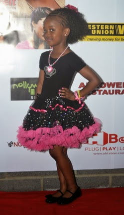 nigerian youngest actress