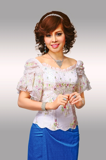 khmer clothes most beautiful dress for women