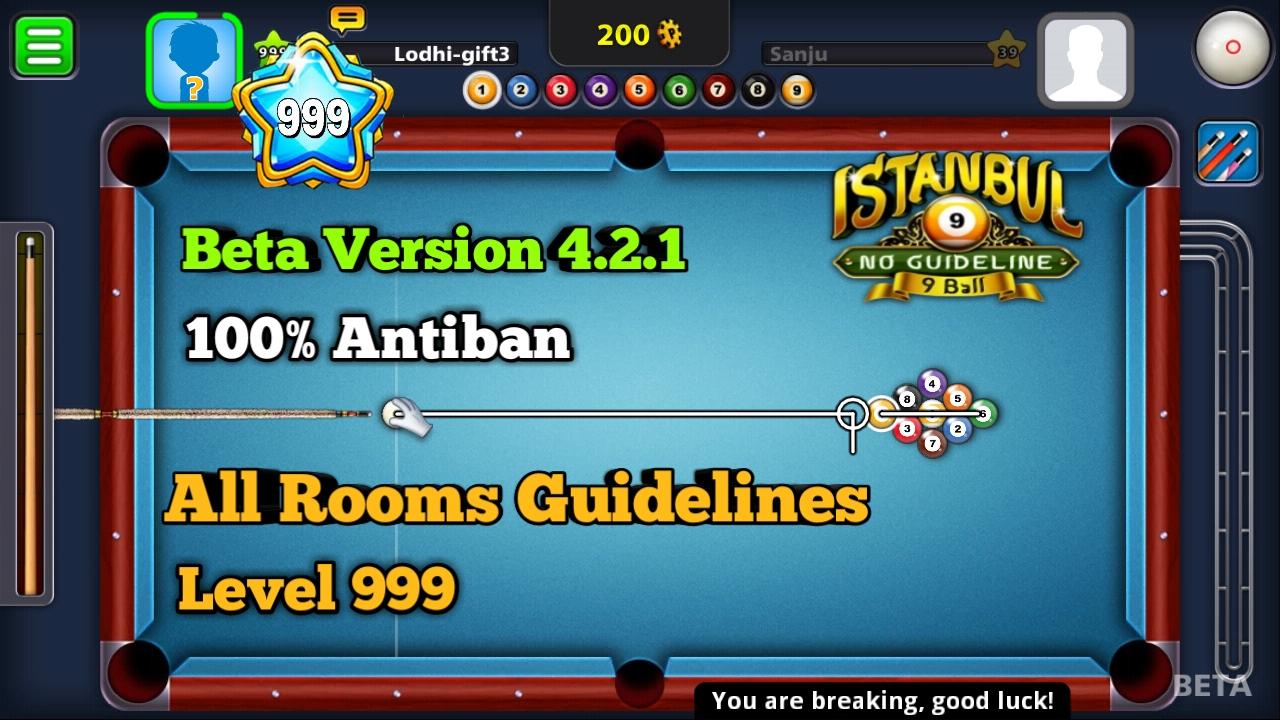 8 Ball Pool Mod Apk 4 2 1 free Download ( Mod By Qaiser Lodhi )