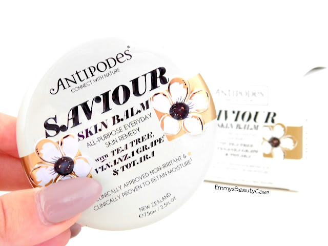 Antipodes Saviour Skin Balm Review