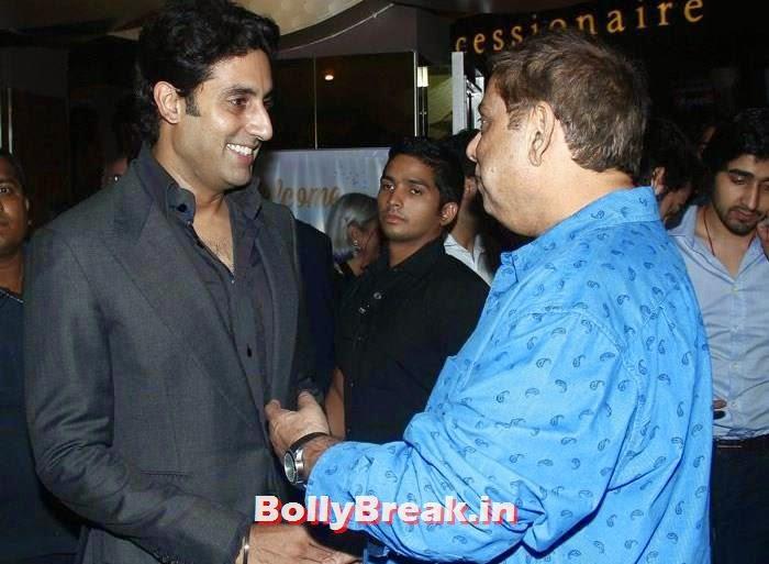 Abhishek Bachchan, David Dhawan