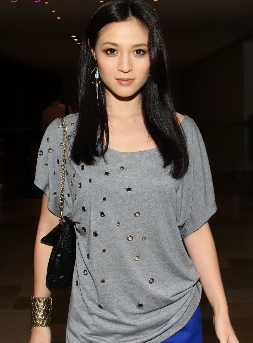 ACTRESS------MOVIE--------PICTURE: Grace Huang