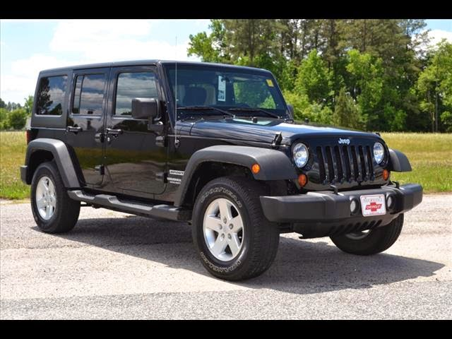 perry auto group used jeep wrangler for sale obx nc. Black Bedroom Furniture Sets. Home Design Ideas