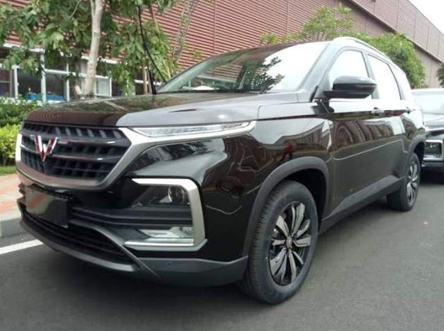 Head Lamp Wuling Almaz