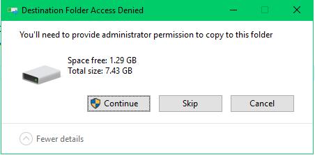 Cara Super Ampuh Agar File Tidak Bisa di Copy Paste dan disable ...