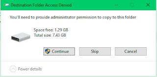 Cara Super Ampuh Agar File Tidak Bisa di Copy Paste dan disable Removable Storage