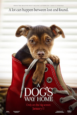 A Dogs Way Home Movie Poster 1