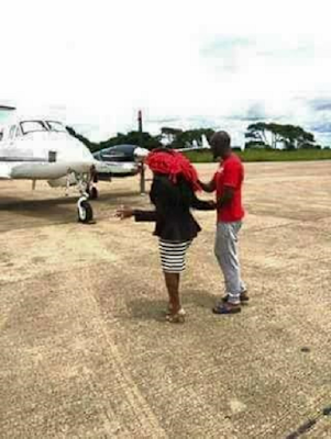Photos Valentine Came Early Zambian Man Reportedly Buys
