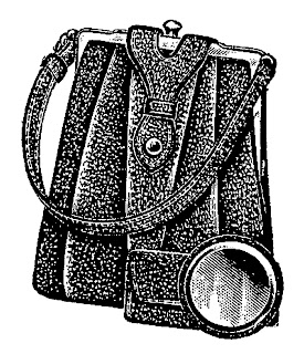purse digital image stock