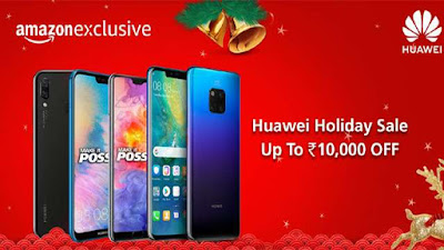 Huawei Holiday Sale